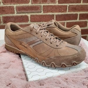 Skechers Comfort Lace Up Sneakers WFH Gift